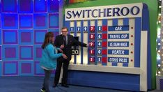 "Switcheroo | The Definitive Ranking Of ""Price Is Right"" Pricing Games"
