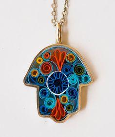 Birthday gift ideas.Jewelry, Hamsa necklace