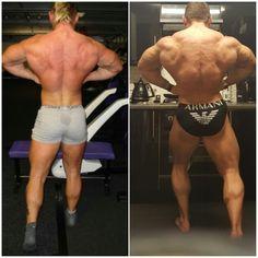 86 to 114kg (28kg) in 4 years - 7kg per year