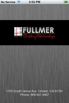 Mobile app construction calculator