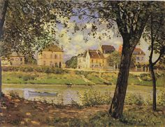 La villa de Villeneuve-la-Garenne