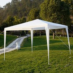 10u0027x10u0027Outdoor Canopy Party Wedding Tent Garden Gazebo Pavilion Cater Events & 10u0027 x 20u0027 White All Purpose Canopy Tent Shade Shelter For Camping ...