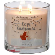 Cozy Cashmere Jar Candle ($9.99) ❤ liked on Polyvore featuring home, home decor, candles & candleholders, wick candles, round candles, scented jar candles, fragrance candles and scented candles