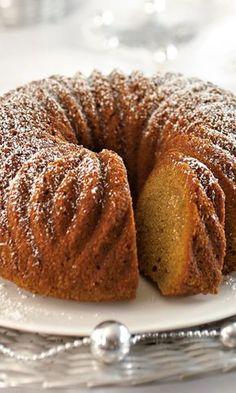 Ailan mokkakakku | Maku Finnish Recipes, Cake Recipes, Dessert Recipes, Cakes Plus, Decadent Cakes, Sweet Pastries, Baked Donuts, Little Cakes, Pastry Cake