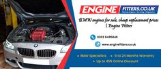 BMW engines for sale, cheap replacement prices | Engine Fitters For more detail:https://www.enginefitters.co.uk/make/bmw/engines