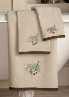 3-Pc. Woodland Pinecone Embroidered Towel Set null http://www.amazon.com/dp/B00FEZJF8O/ref=cm_sw_r_pi_dp_OrY3tb1Y2986Z5FX