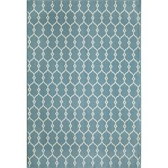 Momeni Baja Blue Indoor/Outdoor Area Rug