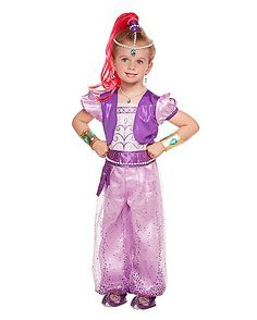 spirit halloween toddler shimmer costume deluxe shimmer shine awesome products selected by anna churchill