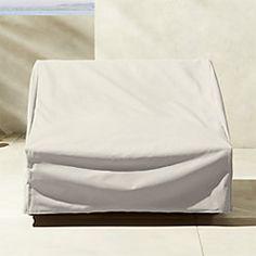Sunset Teak Waterproof Lounge Chair Cover