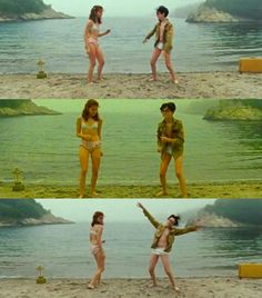 Moonrise Kingdom. In any movie made in the 60s or set in the 60s, there should be a crazy dance scene.
