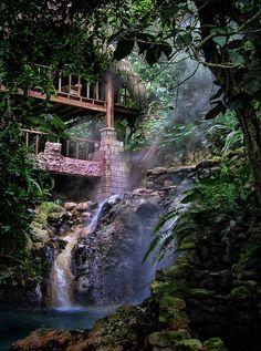 Honduran Hot Springs
