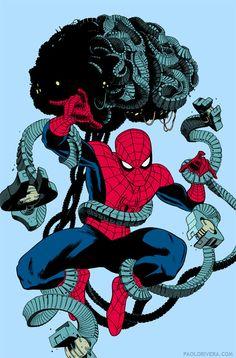 Spider-Man - Paolo Rivera