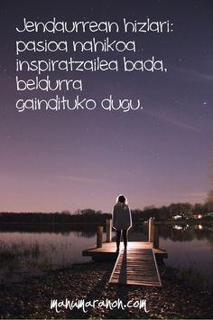 Check out my new PixTeller design! :: Jendaurrean hizlari: pasioa nahikoa inspiratzailea bada,be...