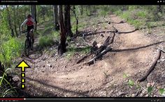 "Video: ""How to ride Switchbacks on a Mountain Bike Better in 4 minutes"""