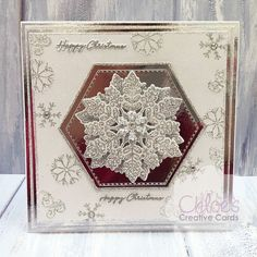 Chloes Creative Cards Craft, Cardmaking and Papercraft Supplies Chloes Creative Cards, Creative Christmas Cards, Christmas Paper Crafts, Xmas Cards, Stamps By Chloe, Create And Craft Tv, Snowman Cards, Cardmaking And Papercraft, Card Making Inspiration