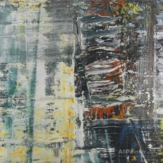 Gerhard Richter Cage Grid Ii oil painting reproductions for sale