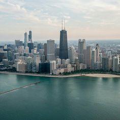 Chicago Skyline, photo courtesy of Choose Chicago.