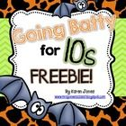 This fun math game helps your little ghosts and goblins practice adding and subtracting 10.  This would be a great Halloween add in to your 1st or ...