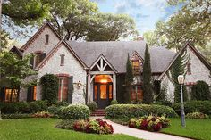 Ranch Style Home Curb Appeal Design