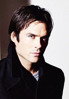 Compelling has to be real because Ian certainly has me under a spell!