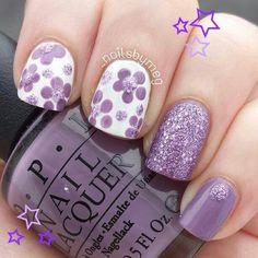 30 Ideas de Uñas decoradas para usar en la temporada 2016 | Decoración de Uñas - Nail Art - Uñas decoradas - Part 2