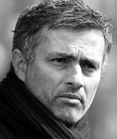 Jose Mourinho ...I cannot believe I get to see him.. Best coach in the world