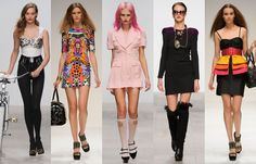Picture of london #fashion week catwalk  - Whats on #London during #February? London Fashion Weekend
