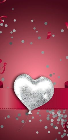 Anna Frozen, Glitter Hearts, Wall Papers, Pink Love, Balloons, Backgrounds, Bows, Wallpapers, Hearts