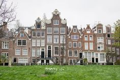 Gabled canal houses - our insider guide to Amsterdam - the best hotel, food…