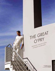 Sean Opry para GQ España Mayo 2015