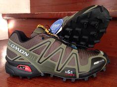 Salomon Speedcross 3 Size 9 US @ P4760 Free Shipping | http://www.pinoyoutdoorgears.com/#!product/prd1/2378400421/salomon-speecross3-size-9-climashield