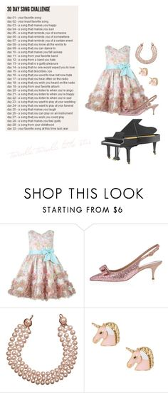 """""""Day 26 twinkle twinkle little star"""" by grace-buerklin ❤ liked on Polyvore featuring Monsoon, Valentino, Chanel and 30daysongchallenge"""