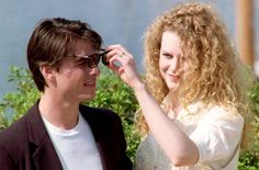 Pin for Later: L'Amour! The Hottest Cannes Couples Past and Present Tom Cruise and Nicole Kidman in 1992