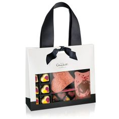 Valentines Goody Bag - A luscious selection of charming chocolates to treat someone special this Valentine's Day.