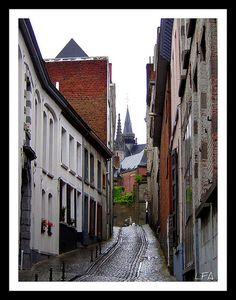 Mons, Belgium!! I miss it so much!