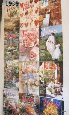 Victoria Magazines