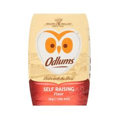 Odlum Self-Raising Flour Types Of Flour, Sources Of Fiber, Starchy Foods, Rice Flour, Best Self, Raising, Plant Based, Grains, Korn