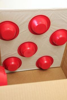 How to Make a Punch Board or Box ~ a great idea for the boys.