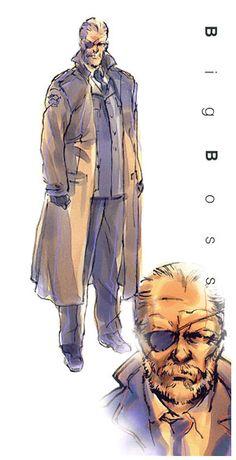 Big Boss, Metal Gear Solid 1
