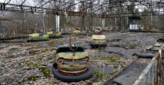 Urban Exploration - Chernobyl
