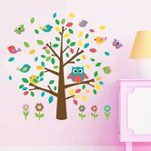 Found it at Wayfair.ca - Tree Full of Life and Flowers Wall Decal