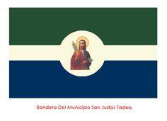Bandera del municipio San Judas Tadeo - Umuquena