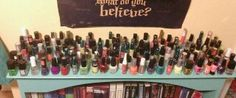 My collection ♡♥♡ Nail Care, My Nails, Collection, Nail Manicure, Nail Repair