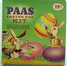 Easter Egg Color Kit | Colors, Pools and Photos