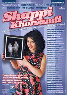 Shappi Khorsandi