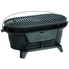 9in. X 17in. Hibachi Style Charcoal Grill, As Shown