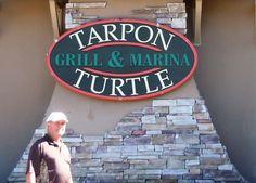 Visit the Tarpon Turtle, on Lake Tarpon in Tarpon Springs,Fl.