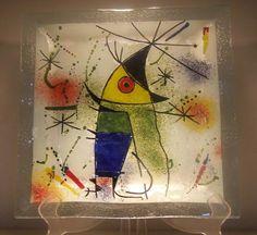 Diseño de Miro en vitrofusion