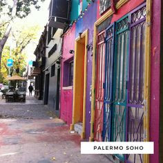 Palermo Soho Best Sights and-Sounds Buenos-Aires Argentina  l @tbproject