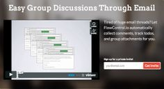 Easy Collaborative Review Through Email - FlowControl